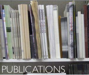 Liste complète des publications de Valérie Tandeau de Marsac depuis 1995