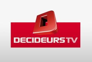 Interview de Valérie Tandeau de Marsac dans l'émission «Livres & Co» de Décideurs TV