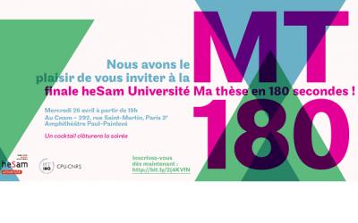 Le capital familial selon VTM Concours MT 180 (Ma Thèse en 180 secondes) pour HeSam (Sorbonne Arts et Métiers)