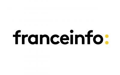 Interview de Valérie Tandeau de Marsac sur France Info à propos des entreprises familiales