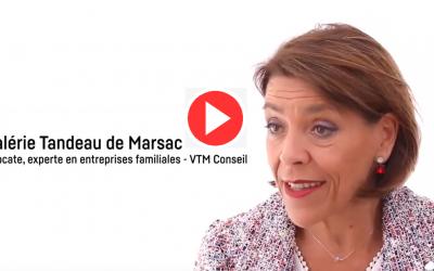 L'accompagnement du dirigeant – Interview de Valérie Tandeau de Marsac