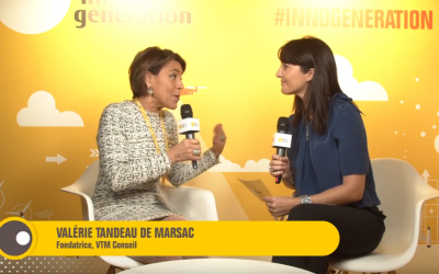 BPI Innogeneration 2019 : rencontre avec Valerie Tandeau de Marsac